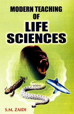 Modern Teaching of Life Science (Hardback)