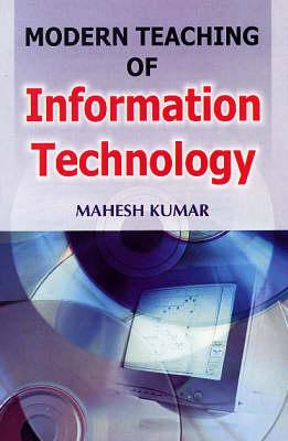 Modern Teaching of Information Technology (Hardback)