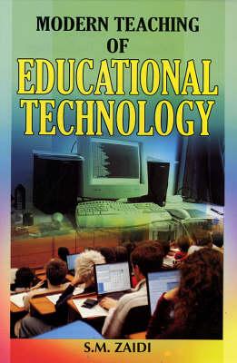 Modern Teaching of Education Technology (Hardback)