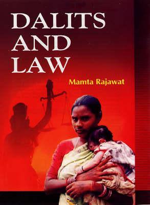 Dalits and Law (Hardback)
