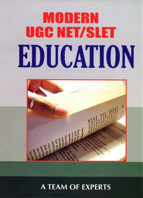 Modern UGC Net: Education (Hardback)