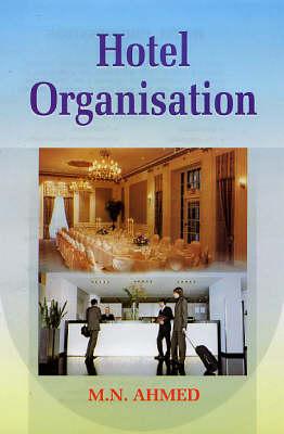 Hotel Organisation (Hardback)