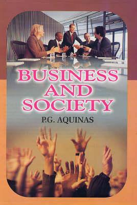 Business and Society (Hardback)