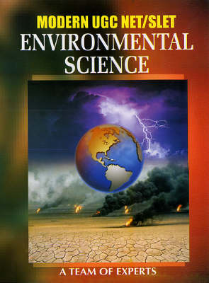 Modern UGC NET/SLET: Environmental Science (Hardback)
