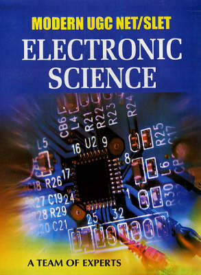 Modern UGC NET/SLET: Electronic Science (Hardback)