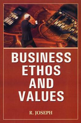 Business Ethos and Values (Hardback)