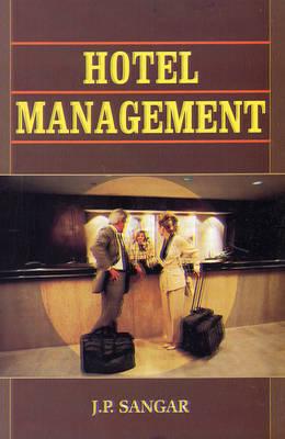 Hotel Management (Hardback)
