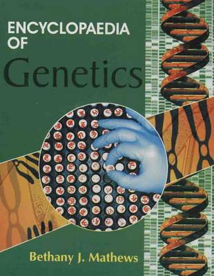 Encyclopaedia of Genetics (Hardback)