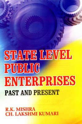 State Level Public Enterprises: Past and Present (Hardback)