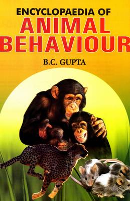 Encyclopaedia of Animal Behaviour (Hardback)