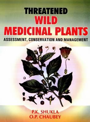 Threatened Wild Medicinal Plants: Assessment, Conservation and Management (Hardback)