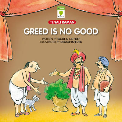 Greed is No Good (Paperback)