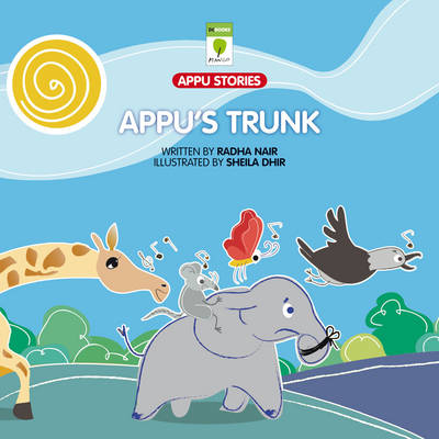 Appu's Trunk (Paperback)