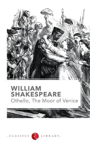 Othello, the Moor of Venice (Paperback)
