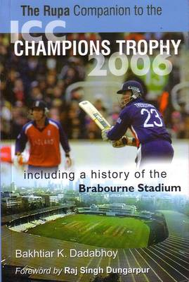 Rupa Companion to the ICC Champions Trophy (Paperback)