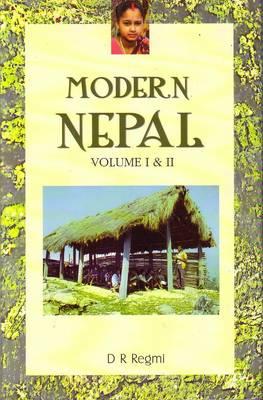 Modern Nepal (Hardback)