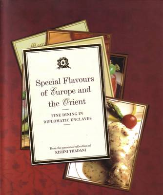 Special Flavours of Europe and the Orient (Hardback)