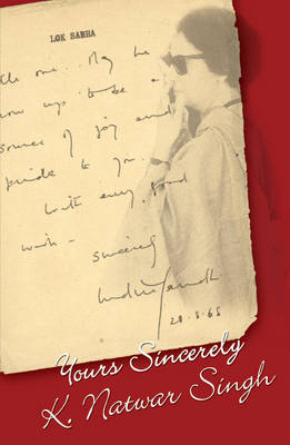 Yours Sincerely (Hardback)