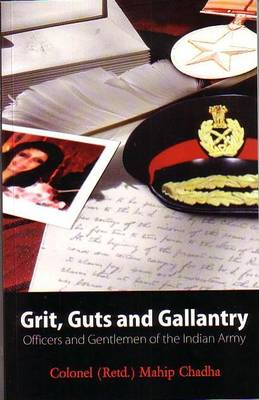 Grit, Guts and Gallantry (Paperback)