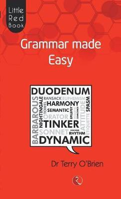 Little Red Book Grammar Made Easy (Paperback)