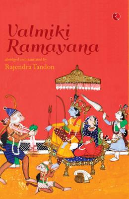 Valmiki's Ramayana (Hardback)