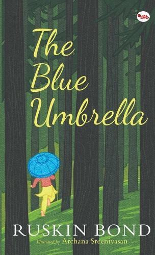 The Blue Umbrella (Paperback)
