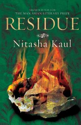 Residue (Hardback)