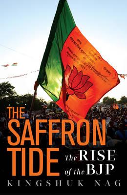 The Saffron Tide (Paperback)
