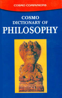 Indigo Dictionary of Philosophy - Indigo companions (Paperback)