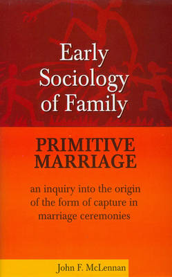 Early Sociology of Family (Hardback)