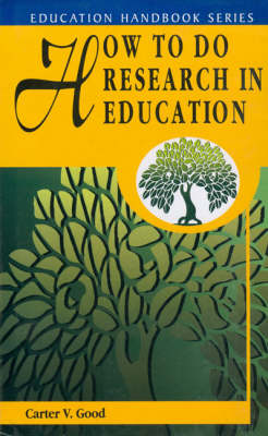 How to Research in Education (Hardback)