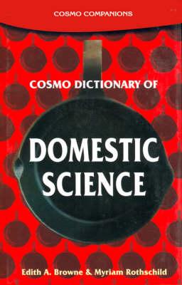 Cosmo Dictionary of Domestic Science (Hardback)