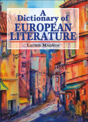 A Dictionary of European Literature (Hardback)