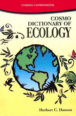 Cosmo Dictionary of Ecology (Hardback)