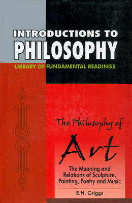 Introduction to Philosophy: The Philosophy of Art (Hardback)
