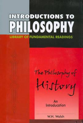 Philosophy of History - An Introduction (Hardback)