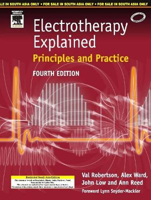 Electrotherapy Explained (Paperback)