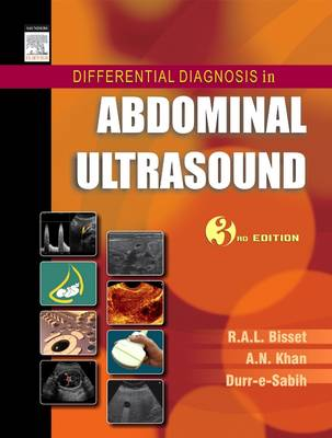 Differential Diagnosis in Abdominal Ultrasound (Paperback)