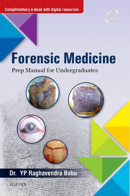 Forensic Medicine: Prep Manual for Undergraduates (Paperback)