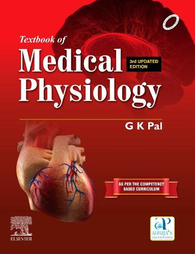 Textbook of Medical Physiology_3rd updated edition (Paperback)