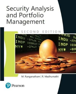 Security Analysis and Portfolio Management (Paperback)