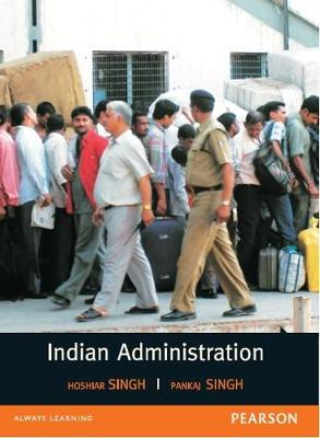 Indian Administration (Paperback)