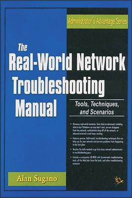 The Real Work Network Troubleshooting Manual (Paperback)