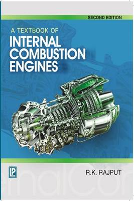 A Textbook of Internal Combustion Engines (Paperback)
