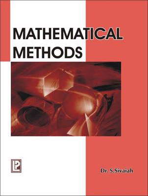 Mathematical Methods (Paperback)