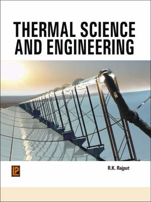 Thermal Science and Engineering (Paperback)