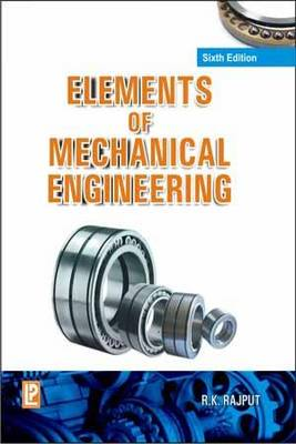 Elements of Mechanical Engineering (Paperback)