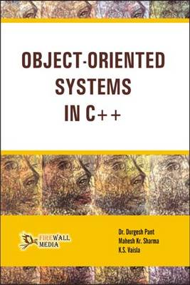 Object Oriented Systems in C++ (Paperback)