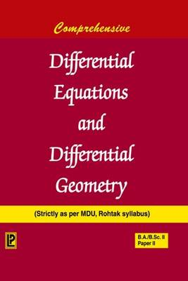 Comprehensive Differential Equations and Differential Geometry (Paperback)