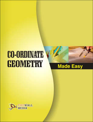 Co-ordinate Geometry Made Easy (Paperback)